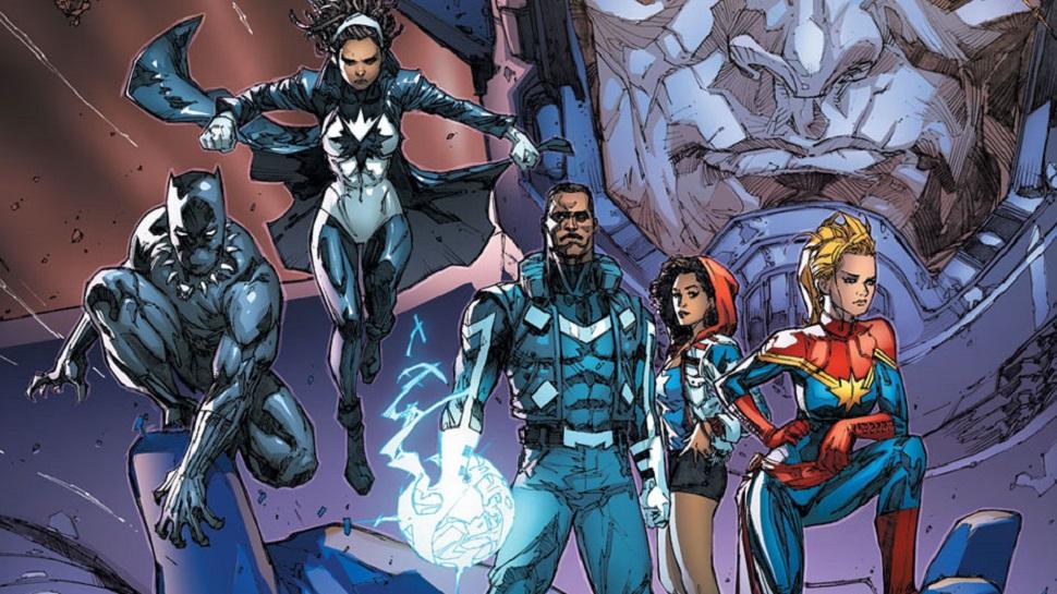 Ultimates chính là đề xuất của Captain Marvel cho một đội đặc nhiệm có khả  năng loại bỏ mối nguy hiểm tiềm tàng nào trước khi nó trở thành một ...