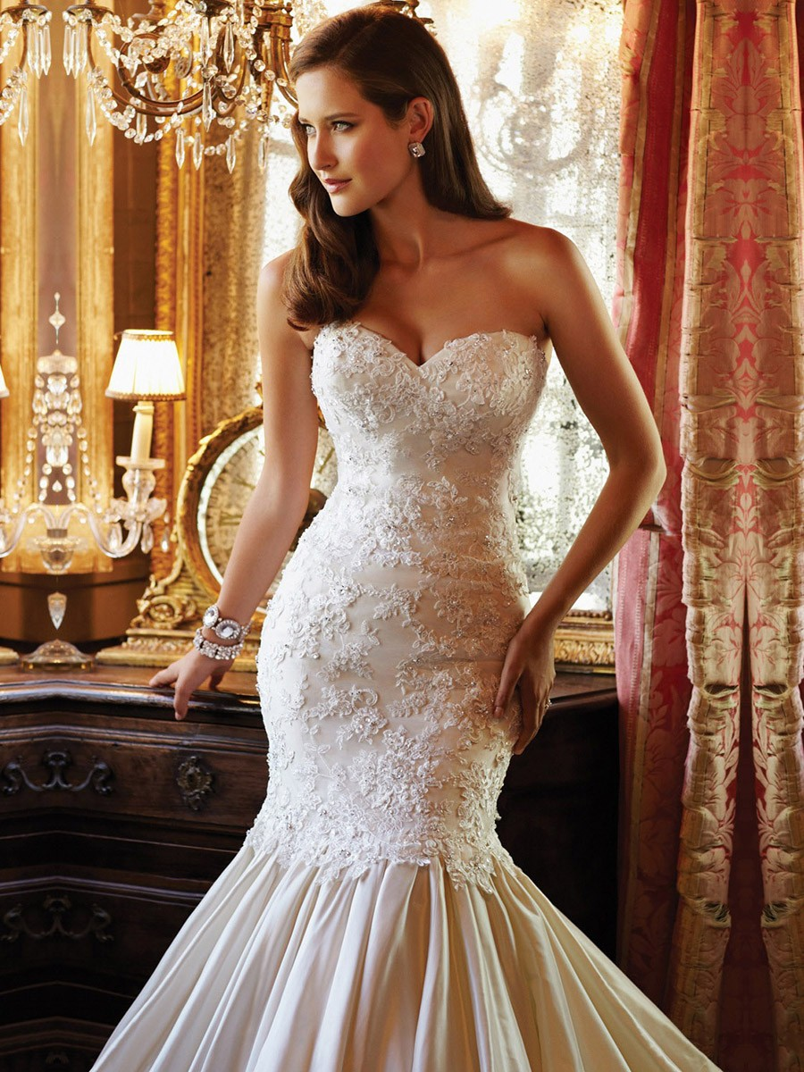 http://www.dressfashion.co.uk/product/sweetheart-champagne-taffeta-lace-up-appliques-lace-trumpet-mermaid-wedding-dress-ukm00022164-13762.html?utm_source=minipost&utm_medium=1173&utm_campaign=blog