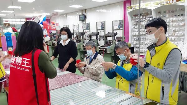 彰化縣榮服處攜手緞帶王 簽署促進就業合作備忘錄