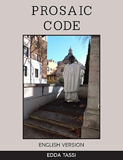 The Prosaic Code book promotion by Edda Tassi