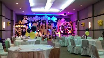 Harga Room Inul Vizta Bangka (BTC) Karaoke Keluarga