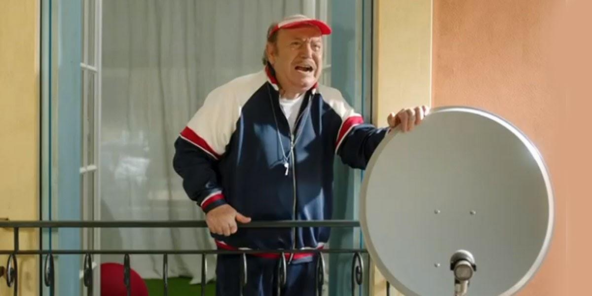 Porca puttena: rimosso lo spot tv TIMVision con Lino Banfi