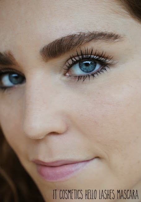 2921889c865 I was really impressed at the length and volume I got from wearing Hello  Lashes, and loved how the mascara separates each lash for nice definition.