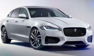 Giá bản Jaguar XF giảm mạnh