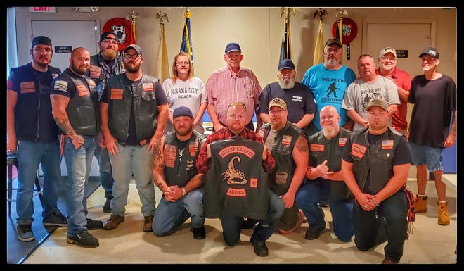 For Ohio residents : veteran motorcycle group to distribute food at Chillicothe