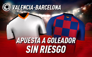 sportium Promo liga Valencia vs Barcelona 25 enero 2020