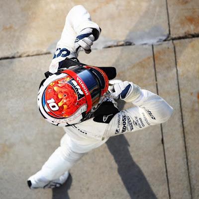 Pierre Gasly Helmet