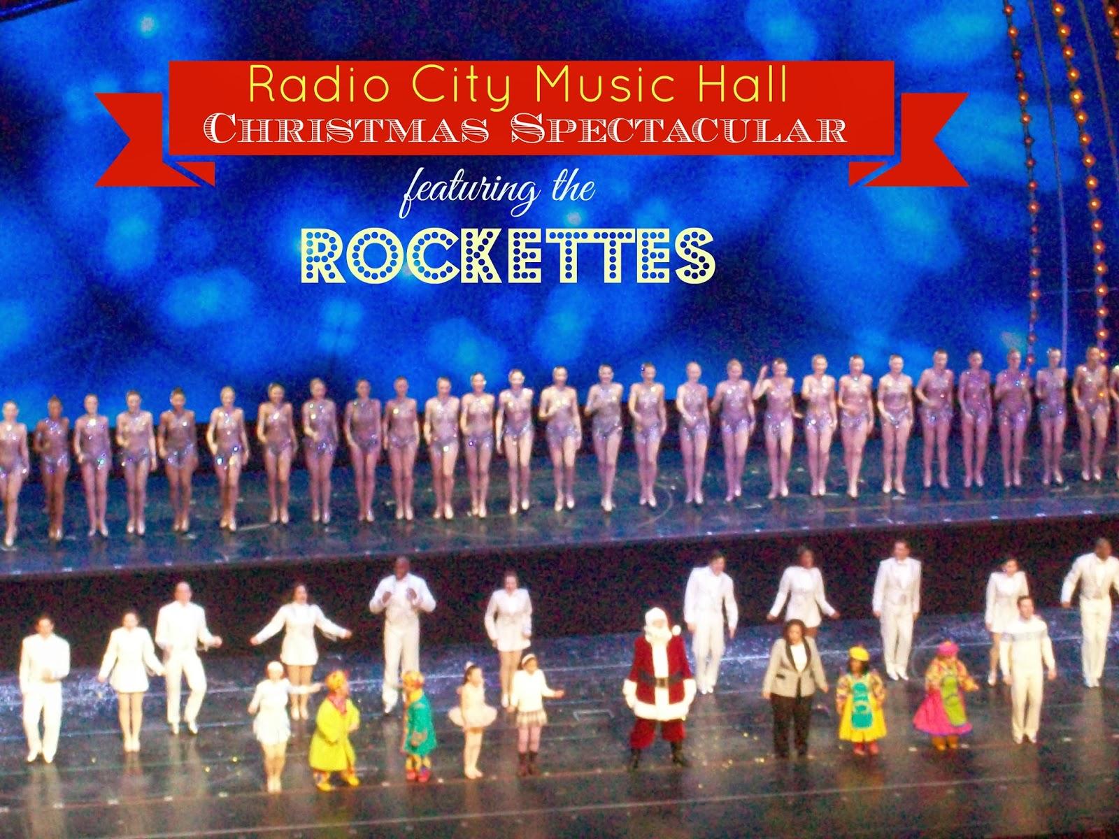 Fairytales and Fitness: Radio City Music Hall Christmas Spectacular ...