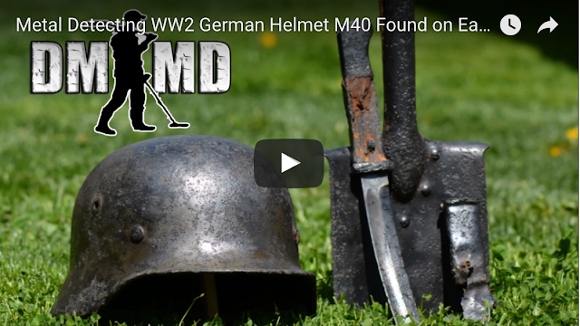 ww2 metal detecting finds