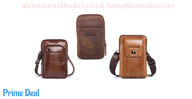70% off cool phone leather bags