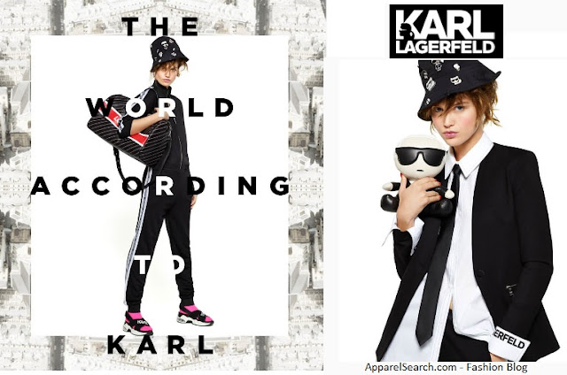 Karl Lagerfeld Fashion World