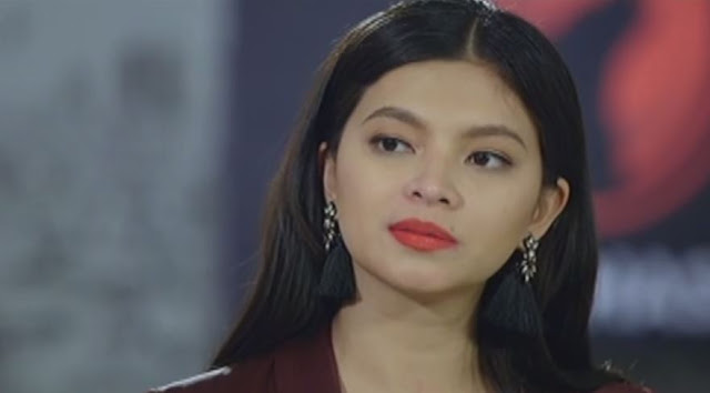 Jacintha Magsaysay Finally Reveals To LLU That She Is The Lady In Red!