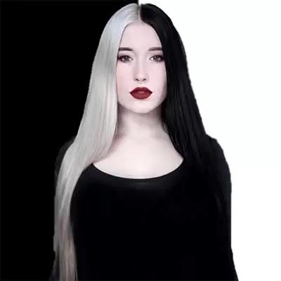 اسباب ظهور الشعر الأبيض