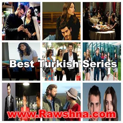 افضل 20 مسلسل تركي يجب ان تراها