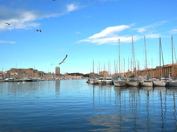 Marseille, Pelabuhan Tua di Perancis Selatan