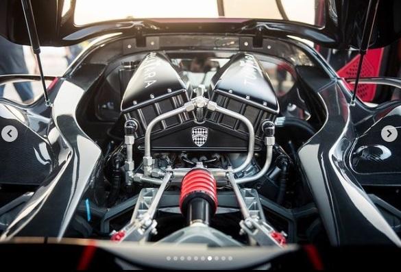 Engine SST Tautara Car