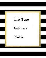 Softcase untuk Handphone Nokia