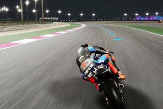 Bezzecchi ke Ducati MotoGP 2022 Temani Luca Marini