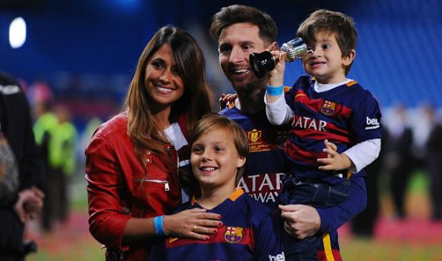 Bandar Taruhan Bola--Tidak Mudah Untuk Messi Minggat Dari Barcelona