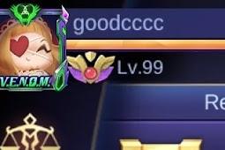 Level Mobile Legends Kini Mencapai Level 99 Bukan 30 Lagi !!