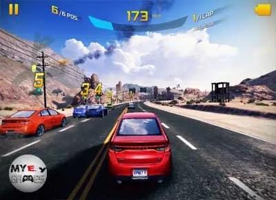 تحميل لعبة Asphalt 8 للكمبيوتر ويندوز 10 من ميديا فاير