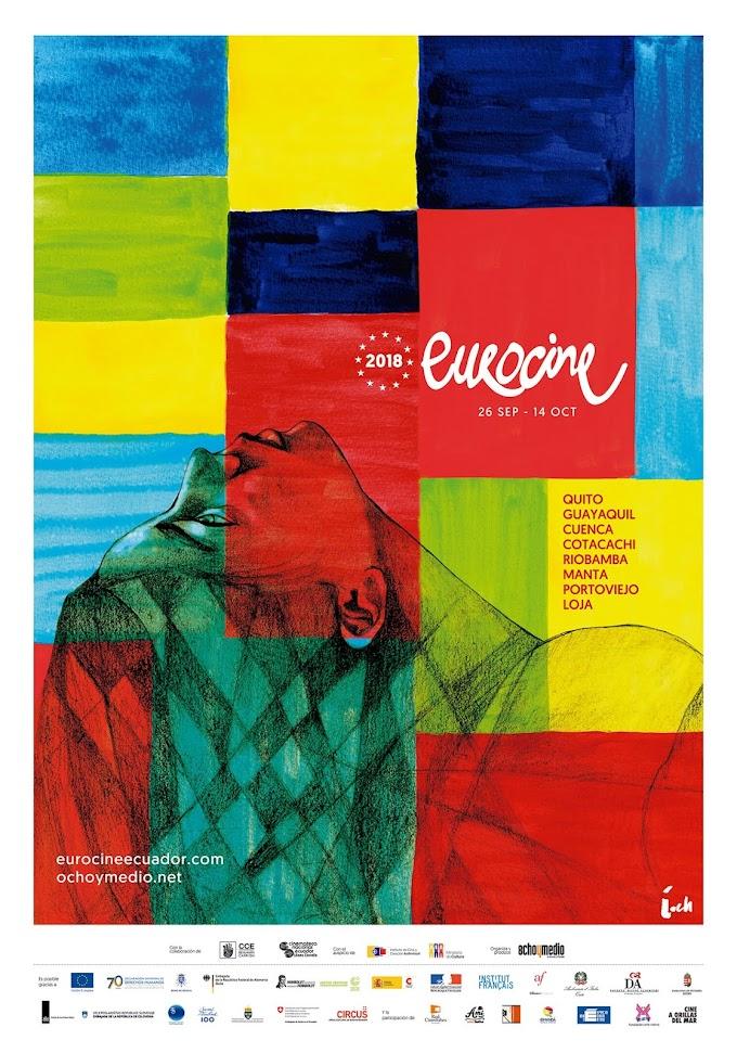 Eurocine 2018 proyectará sesenta películas europeas en doce sedes alrededor del país