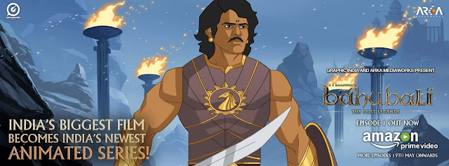 'Baahubali: The Lost Legends' on Colors Animated Tv Show Plot Wiki,Characters,Promo,Timing,Song