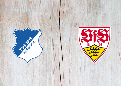 Hoffenheim vs Stuttgart -Highlights 21 November 2020