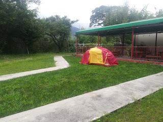 Camp Site in Shiga Kansai Japan