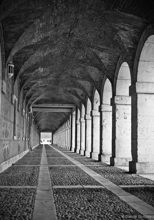 Al final del tunel, Aranjuez 2013