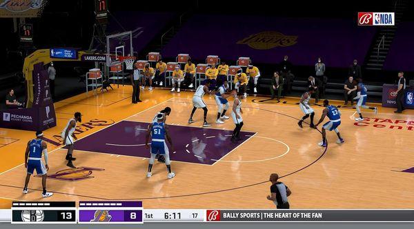 NBA 2K21 Tanod ECQ V2 Realistic Reshade by Sgh Mike Blindspot