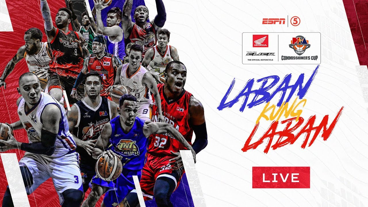 PBA Live Updates, Schedule, Standings, & Results (PBA Commissioner's Cup 2019)