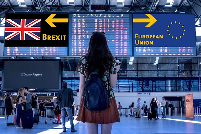 EUROPEAN GEOPOLITICS: BREXIT - Why NO DEAL Brexit was always on the cards By Iain Fraser