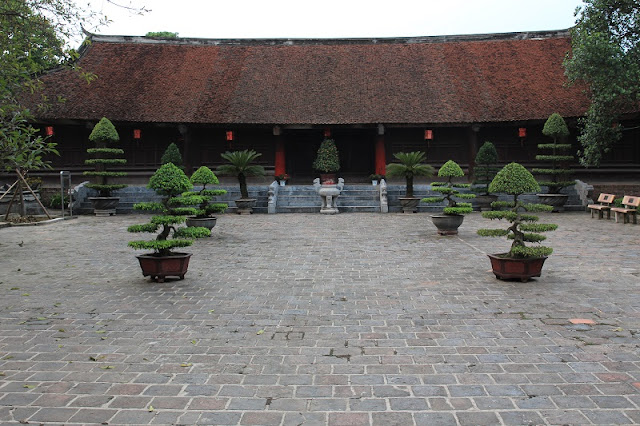 Places to go in a suburb of Hanoi 1