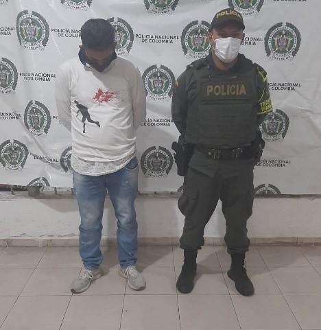 https://www.notasrosas.com/Policía Nacional captura cinco personas en el Cesar