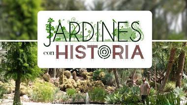 Jardines con Historia, la nueva serie de La2 que nos llevará a 15 jardines históricos de España