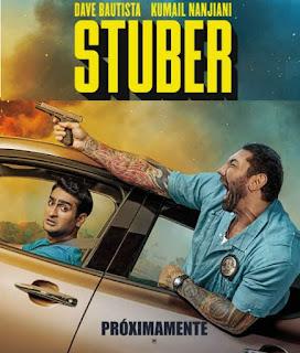 مشاهدة فيلم Stuber 2019 مترجم