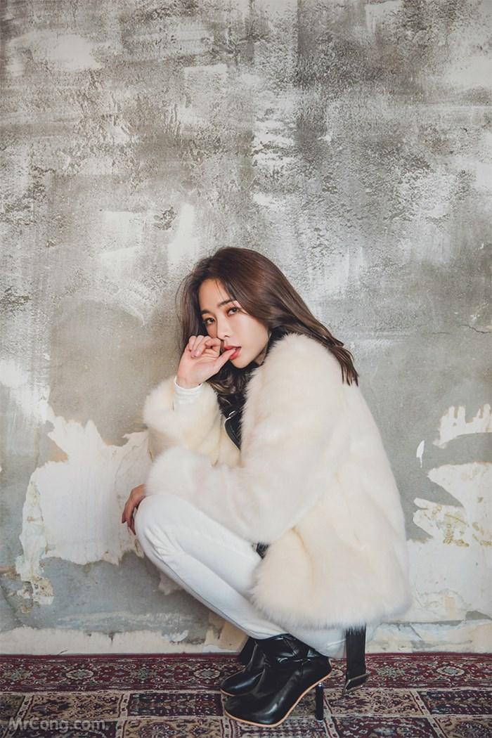 Người đẹp An Seo Rin trong bộ ảnh thời trang tháng 12/2016 (316 ảnh)