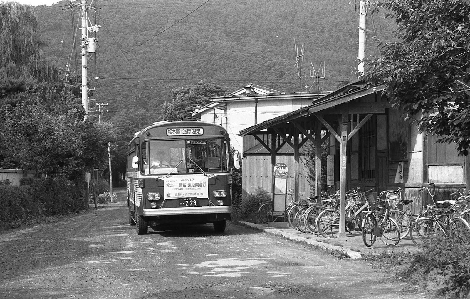 吊り掛け電車をもとめて: 松本電...