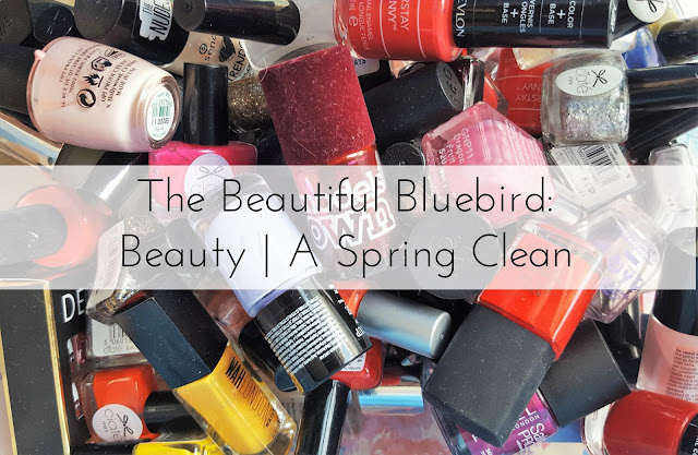 Beauty | Makeup Spring Clean Tips