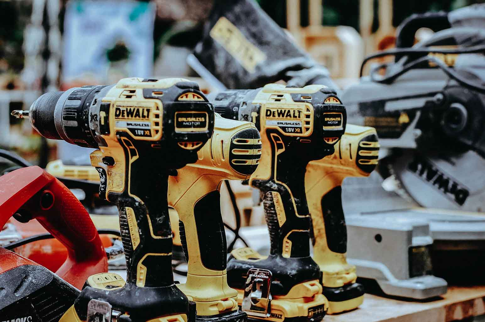 Qualities to Look For in a Power Drill