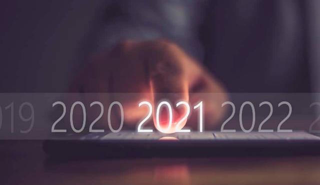 Bem-Vindo, 2021!
