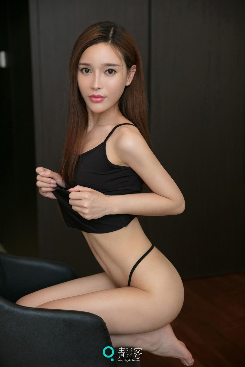 QingDouKe青豆客 NO079 2017.08.13 艾小青 [50+1P-176M] sexy girls image jav