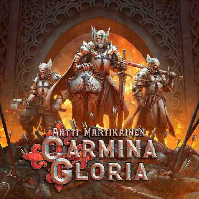 """Ο δίσκος του Antti Martikainen """"Carmina Gloria"""""""