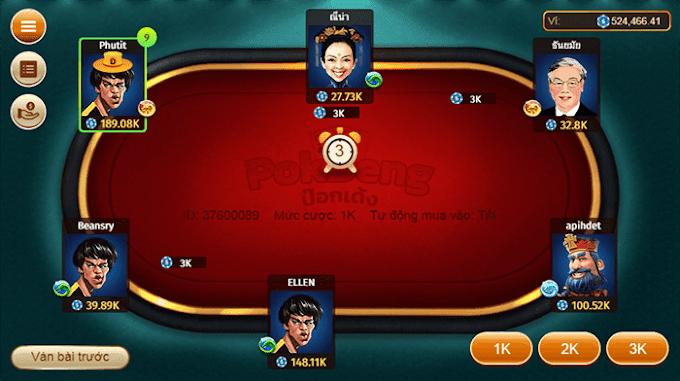 Kinh nghiệm quý báu khi chơi Pok Deng
