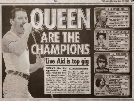 Classic Music Television presents Queen