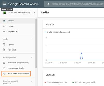 Cara Mengatasi Error 'query-input' tidak ada pada Google Search Console