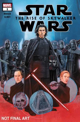 HQ de Star Wars: Ascenção Skywalker terá cenas inéditas