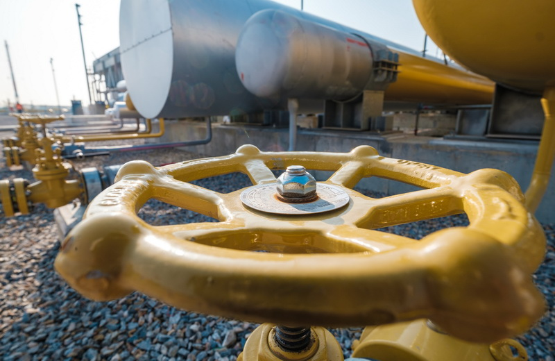 Ο TAP ολοκληρώνει την εισαγωγή φυσικού αερίου στο ελληνικό τμήμα του αγωγού