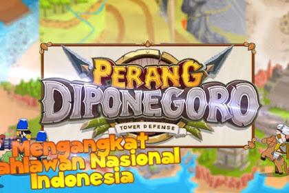 Game Diponegoro Tower Defense Permainan Perang Zaman Pahlawan